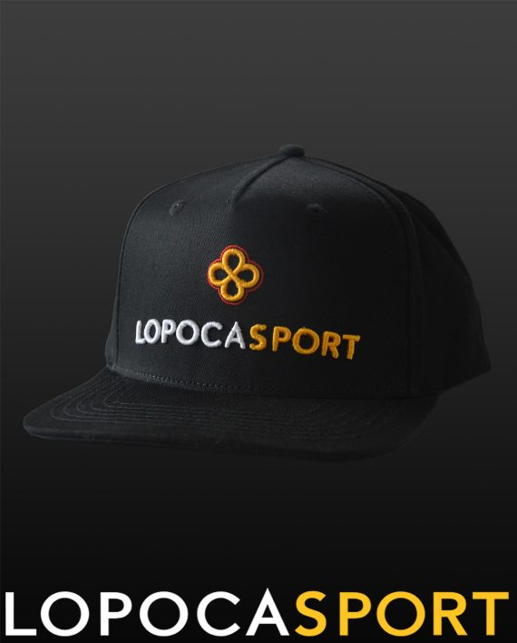 SnapbackCap_Lopoca_Vorne