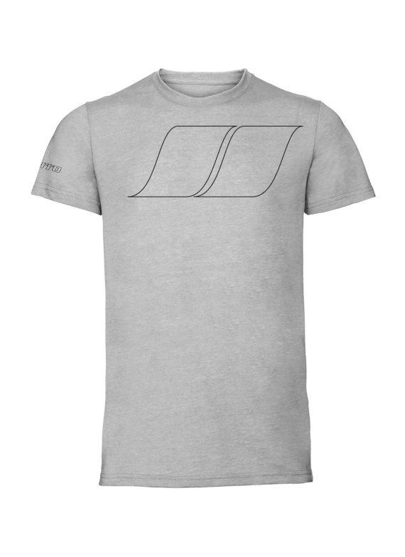 sanSirro_T-Shirt_Grau_Vorne