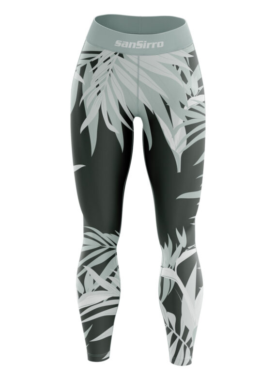 sanSirro_Livit_Leggings_Leaves_Mint_Vorne
