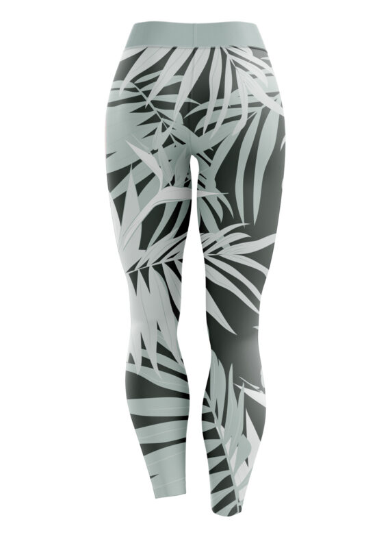 sanSirro_Livit_Leggings_Leaves_Mint_hinten